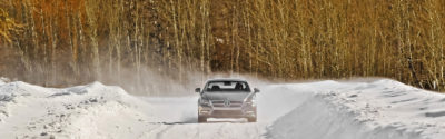 4MATIC Press Drive Jackson Hole Wyoming