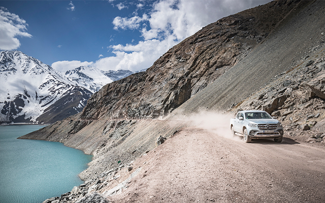 X-Class Press Drive Chile